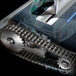 Trituradora de Papel Kobra 260 TS – Uso Profissional