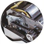 Fragmentadora Kobra 240 Turbo – até 26 folhas – corte em partículas – Uso Profissional