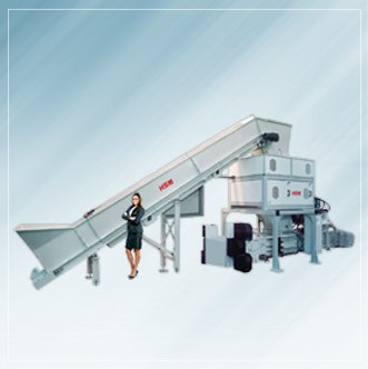 Fragmentadora Industrial H. Schwelling DuoShredder 5750