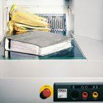 Fragmentadora de Papel Ideal 5009 – Partículas – Cesto 300 litros – Uso Industrial
