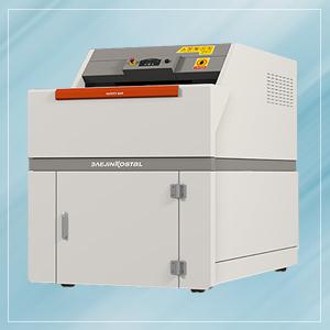 Fragmentadora de Papel Kostal 11550 – Partículas – Cesto 430 litros – Uso Industrial