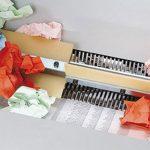 Fragmentadora de Papel Ideal 4605 – Partículas – Cesto 230 litros – Uso Industrial