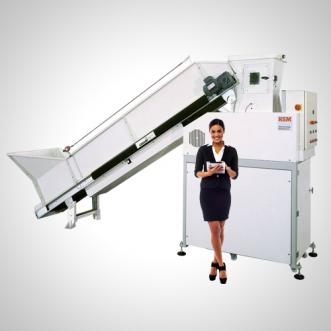 Fragmentadora Industrial H. Schwelling DuoShredder 5540.2
