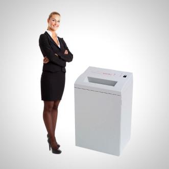 Triturador de Papel para Escritório – Corte Partículas – até 18 folhas- Primo 2600 – Uso Profissional